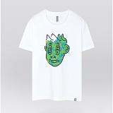 [더셔츠] t_jang - 남여공용 그래픽 일러스트 반팔티셔츠