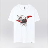 [더셔츠] Toucan - 남여공용 그래픽 일러스트 반팔티셔츠