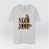 [더셔츠] neco neco - 남여공용 그래픽 일러스트 반팔티셔츠