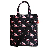 [벨즈] BELZ - FLAMINGO PATTERN BAG (BLACK)_크로스백