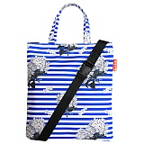 [벨즈] BELZ - STRIPE PATTERN BAG (BLUE)_크로스백