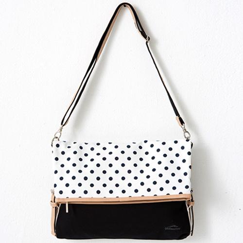 [옐로우스톤] 투웨이백 2way bag - ys6003dt 도트
