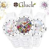 [Gluck]글륵 행운의 시계 GL1314 시리즈 본사정품 수능시계