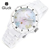 [Gluck]글륵 행운의 시계 GL1314-B 본사정품 남여공용 수능시계