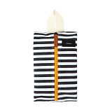 [���̶��]ithinkso-SNACK PACK(M)_WATER (BLACK STRIPE)