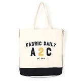[제너]JENNER - FABRIC DAILY A2C BAG [BLACK] 크로스백 에코백 가방