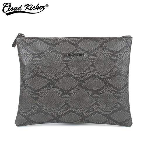 [클라우드키커] CLOUD KICKER CK037 CLUTCH BAG (DARK GRAY)_클러치백_손가방