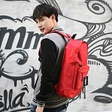 [ORISUE] 오리수 남녀공용 캐주얼가방 [ORISUE]  b722_red_학생백팩