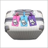 [TCUBE] 티큐브 여행가방 Funny 네임텍 - MY BAG!