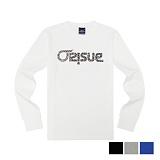 [오리수] ORISUE Long T-shirts Leopard 긴팔티