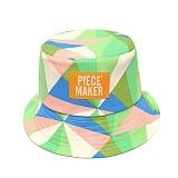 [피스메이커]PIECE MAKER - COLOR WINDMILL BUCKET HAT (PASTEL GREEN) 버켓햇
