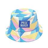 [피스메이커]PIECE MAKER - COLOR WINDMILL BUCKET HAT (PASTEL BLUE) 버켓햇