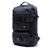 [스타일플랜] STYLEPLAN SQUARE FUTURE BACK PACK (NAVY)_스퀘어 사각 백팩 가방