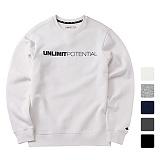 [언리미트]Unlimit - Potential Crewneck Ver2 기모 맨투맨 크루넥 스��셔츠