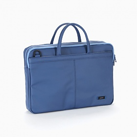 스위치 - Slim Briefcase L Deep Blue