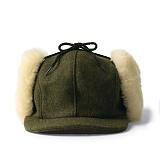 [필슨]FILSON - DOUBLE MACKINAW CAP 60041 (Forest Green) 정품 매키노 더블매키노 더블매키노캡 필슨모자