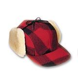 [필슨]FILSON - DOUBLE MACKINAW CAP 60041 (Red/Black) 정품 매키노 더블매키노 더블매키노캡 필슨모자