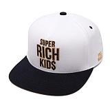 [피스메이커]PIECE MAKER - SUPER RICH KIDS SNAPBACK (CHAMPION GOLD)_스냅백