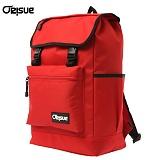 [ORISUE] 오리수 남녀공용 캐주얼가방 b711 red 학생백팩 백팩