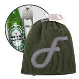 [미국직수입][플랫피티]FLAT FITTY -  F Corp_forest FFB-67510 비니