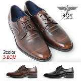 [보이런던]BoyLondon - G378 보이01 클래식 구두(브라운)-무료배송 남성용 캐주얼 남자 신발 옥스포드 정장화