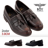 [보이런던]BoyLondon - G387 보이04 클래식 태슬 로퍼(브라운)-무료배송 남성용 캐주얼 남자 구두 신발 정장화