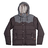 [폴러스터프]POLER STUFF - Guide Down Jacket (Black/Pigeon)