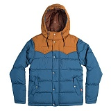 [폴러스터프]POLER STUFF - Guide Down Jacket (Ocean/Hazel)