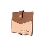 [모우]MOW - portable cardcase brown_카드지갑