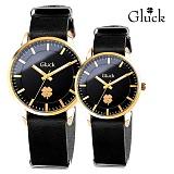[Gluck]글륵 행운의 시계 GL1302 / GL2302 GBBK 커플시계 본사정품