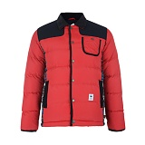 [벨필드]BELLFIELD - TRANS Padding Parka Jacket (Red)