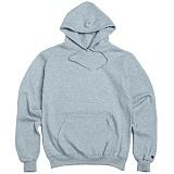 [Champion] S700 챔피온 Eco Pullover Hood Grey 기모후드티