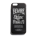 STIGMA - PHONE CASE BEWARE BLACK iPHONE6/6+/5S_케이스_아이폰