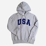 [Champion]챔피온 REVERSE WEAVE HOODED PULLOVER (U.S.A) 기모후드티 정품 국내배송