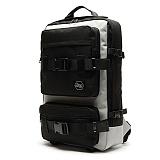 [스타일플랜] STYLEPLAN SQUARE FUTURE BACK PACK (B+GRAY)_스퀘어 사각 백팩 가방