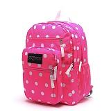[잔스포츠]JANSPORT - 빅스튜던트 (TDN701U - Fluorescent Pink Spots) 잔스포츠코리아 정품 AS가능 백팩 가방 스쿨백 데이백 데일리백