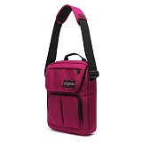 [잔스포츠]JANSPORT - 버티컬 메신저 (T12F9ZI - Berrylicious Purple) 잔스포츠코리아 정품 AS가능 크로스백 가방