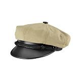 [뉴욕햇]NEWYORK HAT - 6019 CANVAS BRANDO KHAKI 헌팅캡