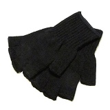 [뉴욕햇]NEWYORK HAT - 4935 WOOL CUT-OFF GLOVE (BLACK) 장갑