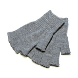 [뉴욕햇]NEWYORK HAT - 4952 WOOL CUT-OFF GLOVE (GREY) 장갑