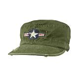 [로스코]ROTHCO - VINTAGE OLIVE AIR CORP FATIGUE CAP 군모