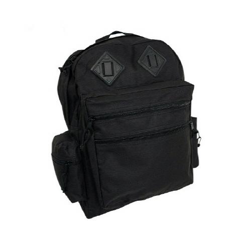 [로스코]ROTHCO - DELUXE DAYPACK(BLACK) 백팩