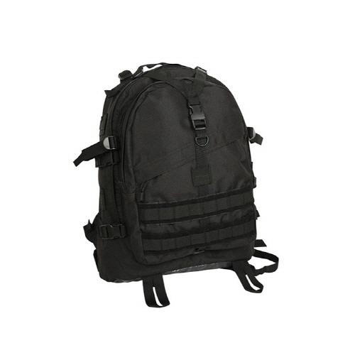 [로스코]ROTHCO - LARGE TRANSPORT PACK (BLACK) 백팩