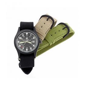 [로스코]ROTHCO - SMITH & WESSON MILITARY WATCH SET(BLACK DIAL) 시계