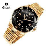 [Gluck] 글륵 행운의 시계 GL7002-GD 본사정품