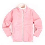[유니어패럴] UNIAPPAREL 베이직 양털 스웨트 자켓 (딸기우유)양털 집업 자켓_재킷