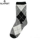 뉴해빗 - Dia agaile socks - 양말 - 보카시그레이
