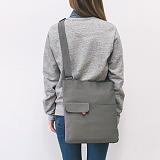 [에이지그레이]AGEDGRAY - AA02FDG(dark gray) 가방 크로스백 cross bag