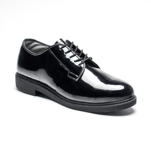 [로스코]ROTHCO - UNIFORM OXFORD HI-GLOSS 옥스포드 구두