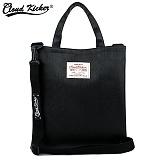 [클라우드키커]CLOUD KICKER CK020 CROSS BAG (GRID BLACK)_크로스백_가방